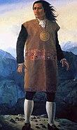 Retrato de Túpac Amaru II