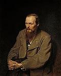 Fiódor Dostoyevski en un retrato de 1872